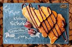 Schokokarte - Kleines Schoko-Verwöhn-Extra