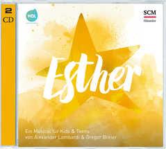 CD: Esther - Der Stern Persiens