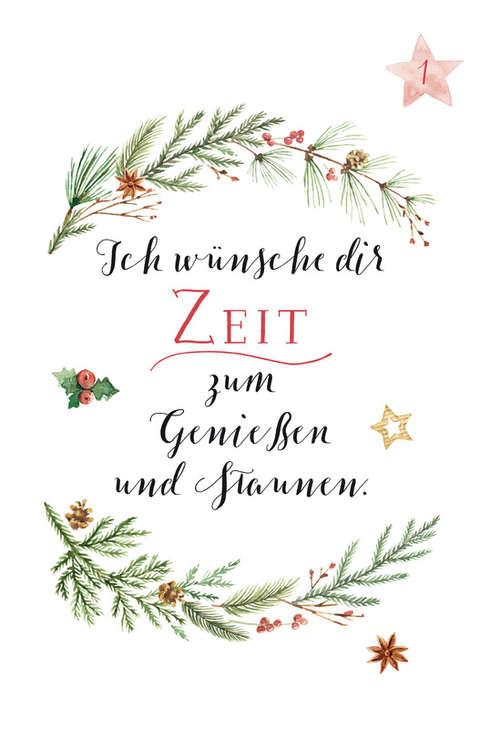 24 Weihnachtswünsche.24 Weihnachtswünsche Für Dich