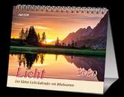 Licht 2020 - 2 in 1-Tischkalender