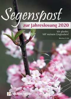 Segenspost zur Jahreslosung 2020