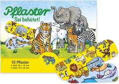 "Pflaster ""Zootiere"""