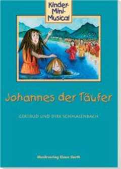 Johannes der Täufer - Liederheft