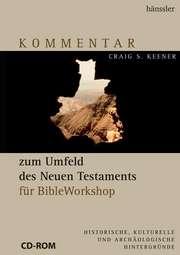 CD-ROM: Kommentar zum Umfeld des Neues Testaments für BibleWorkshop