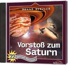 CD: Vorstoß zum Saturn - Weltraum-Abenteuer (22)
