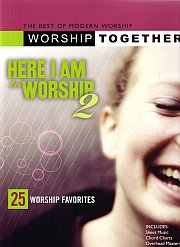 Songbook: Here I Am To Worship Vol. 2
