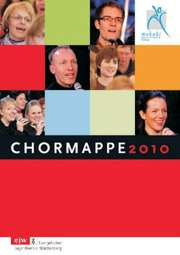 Chormappe 2010