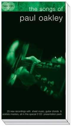 2-CD: Songs Of Paul Oakley