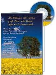 Alle Wünsche, alle Träume - CD-Card KONFIRMATION