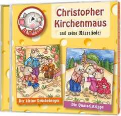 2-CD: Christopher Kirchenmaus (2)