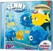 CD: Bennys Hochzeitsabenteuer - Benny Blaufisch (4)