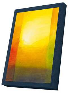 Licht - Kunst-Faltkarten im Schmuckkarton