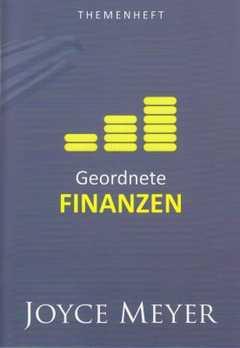 Geordnete Finanzen - Themenheft