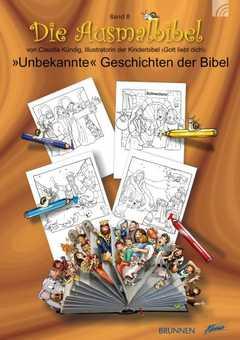 Die Ausmalbibel (Band 8)