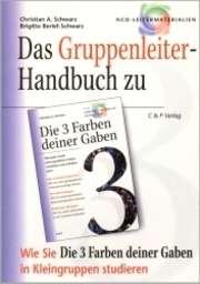"Das Gruppenleiter-Handbuch ""3 Farben deiner Gaben"""