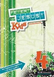 Feiert Jesus! Kids 4 - Liederheft