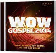 2-CD: Wow Gospel 2014