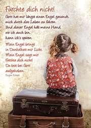 Postkarten: Fürchte dich nicht!, 12 Stück
