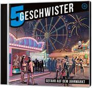 CD: Gefahr auf dem Jahrmarkt - 5 Geschwister (15)