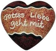 """Handschmeichler """"Gottes Liebe geht mit"""""""