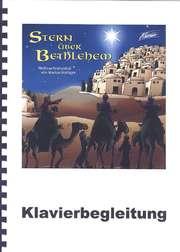 Klavierbegleitung: Stern über Bethlehem