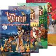 Paket `Wimm-Bücher` 4 Ex.