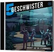 CD: Angriff auf die Sternwarte - 5 Geschwister (20)