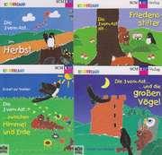 4-CD: Die drei vom Ast Folge 9 bis 12 im Paket